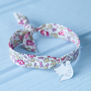 Personalised Dove Liberty Bracelet - what's new