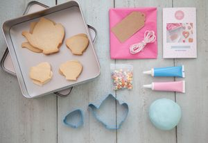 Tea Time Biscuit Kit - baking kits