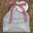 Muslin gift bag