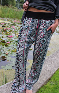 Candy Tribe Relaxed Trouser - maternity