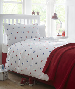 Bright Stars Duvet Cover Collection