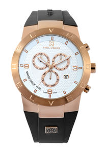 Constance Rose Gold Swiss Made Chronograph Watch - shop by recipient