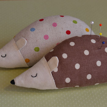 Little Hedgehog Pin Cushion