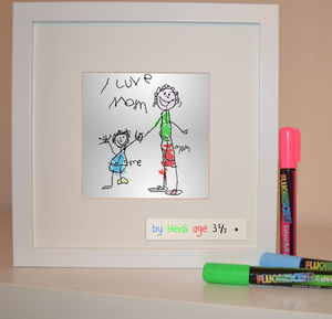 Motion Sensing Light Up Child's Drawing