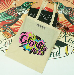 Tween Tote Punk Design - bags, purses & wallets