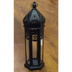 Kasbah Moroccan Candle Lantern - room decorations