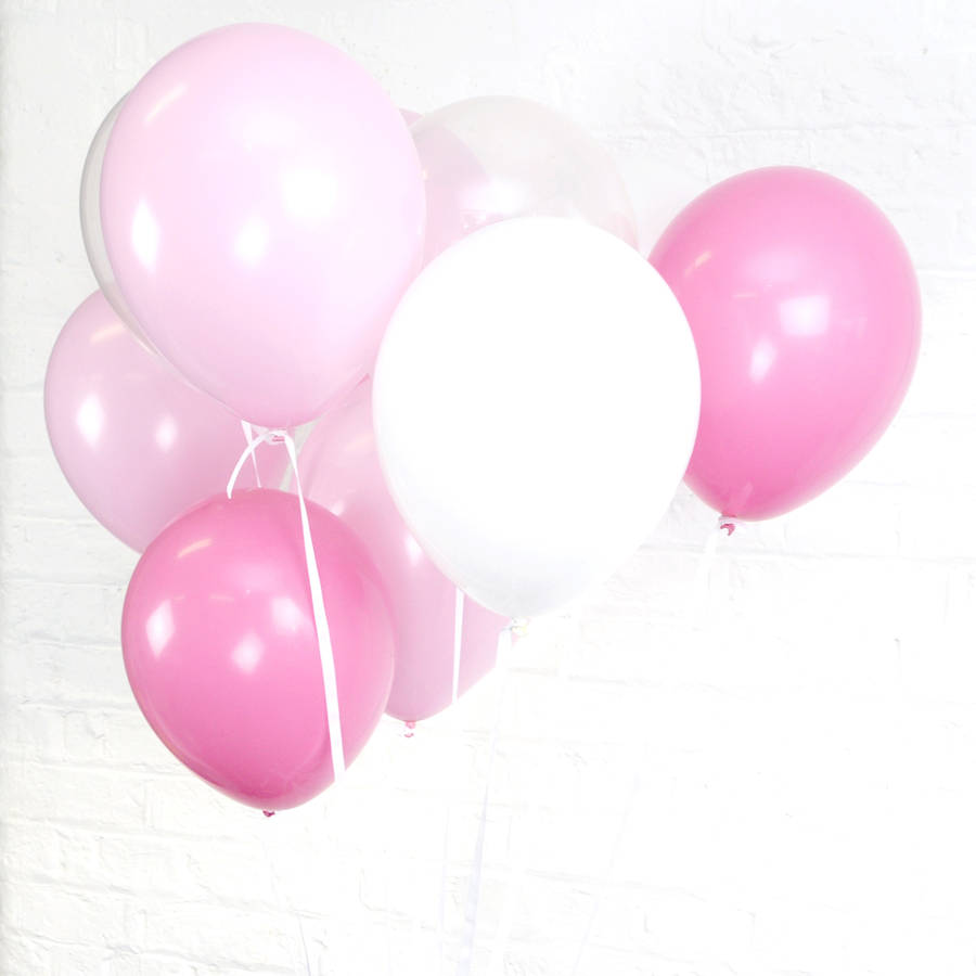 Baby Shower Balloons ~ Baby shower balloons by peach blossom notonthehighstreet