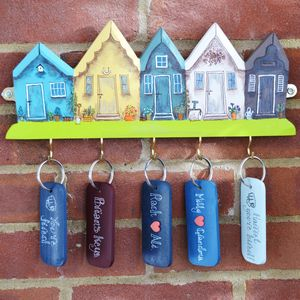 Garden Sheds Key Holder - hooks, pegs & clips