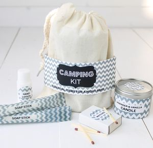 Camping Beauty Kit - bath & body