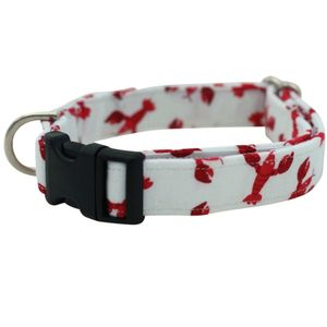 Larry Lobster Dog Collar