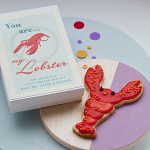 Lobster Biscuit - view all gifts for him