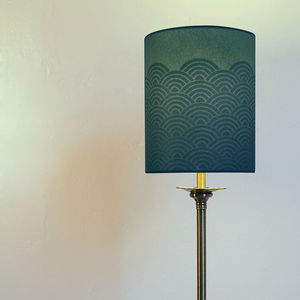 Deco Silhouette Lampshade - lampshades