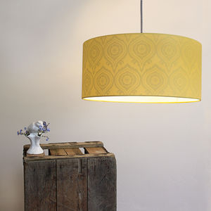 Primrosie Silhouette Lampshade - lighting