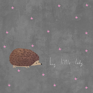 Hey Little Lady Card - shop by category