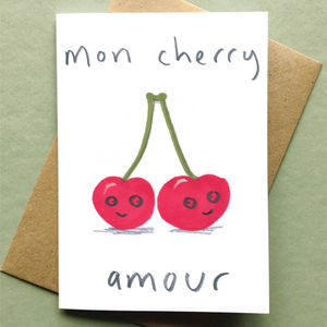Greeting Cards Vegetable