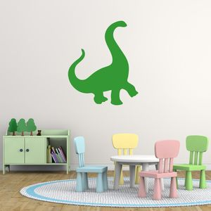 Diplodocus Dinosaur Vinyl Wall Sticker - wall stickers
