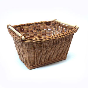 Large Wicker Kitchen Storage Basket
