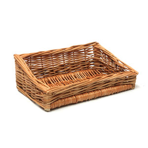 Wicker Small Display Tray