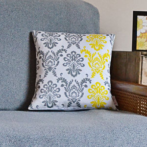 Damask Cushion