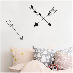 Native Arrow Wall Sticker