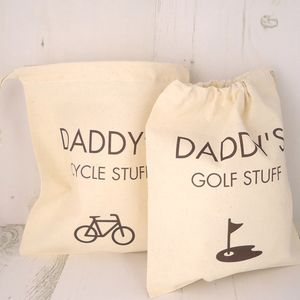 Dad's Bag Of Sport Stuff - gifts for him