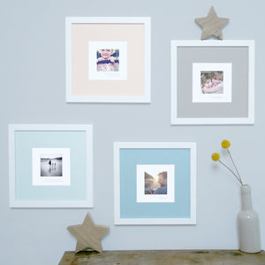 Personalised Mounted Favourite Photo Print - new home gifts