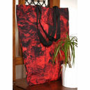 Ionic Age Red Floral Bag