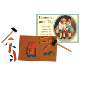 Hammer And Tap - educational toys
