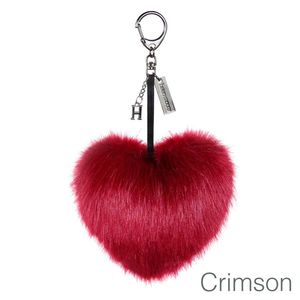 Heart Personalised Key Ring - cool key rings bag charms