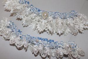 Vintage Inspired 'Lola' Bridal Garter