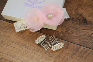 Simply Flowers Bridal Garter