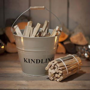 Kindling Bucket - log baskets