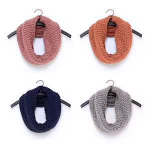 Classic Beginner Snood Knitting Kit - gifts for knitters