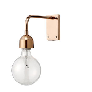 Copper Wall Light - home sale
