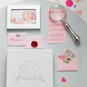 Personalised Mother's Day Gift And Keepsake - gifts from younger children
