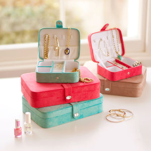Jewellery Storage Box - gifts for her