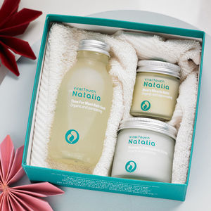 Time For Mum Pampering Box - organic skincare