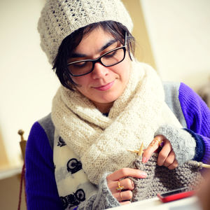 Knitting Workshop And Meet The Alpacas Experience - shop by category