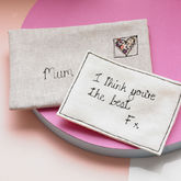 Personalised Love Note - mother's day
