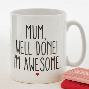 Mother's Day Mug - last-minute mother's day gifts