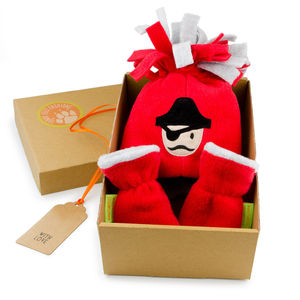 Pirate Hat And Mittens Gift Set For Baby And Child