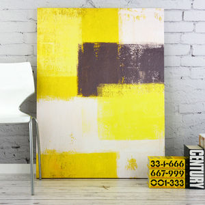 Contemporary Abstract Canvas - modern & abstract