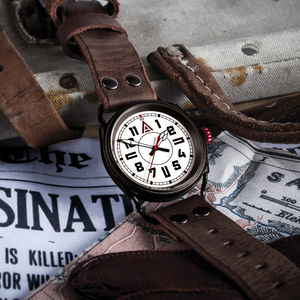 Men's Watches: 'No. 1914' Built In Britain - men's jewellery