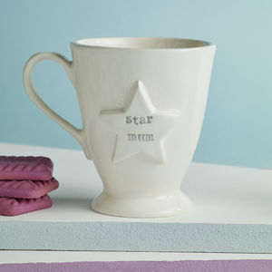 Star Mug - gifts for her