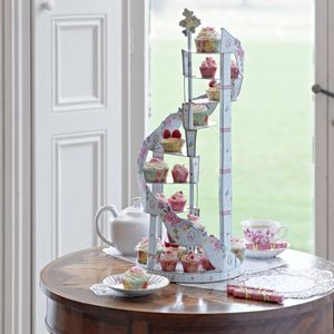 Spiral Cupcake Stand - cake stands