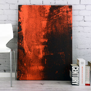 Abstract Canvas Print - shop by subject