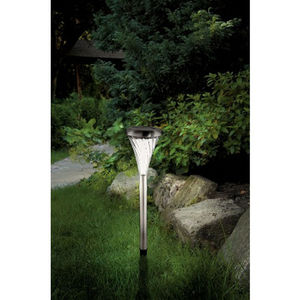 Stainless Steel Swirl Solar Marker Light - shop by price