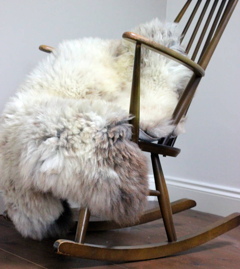 Rare Breed Sheepskin Rug By The Forest Amp Co