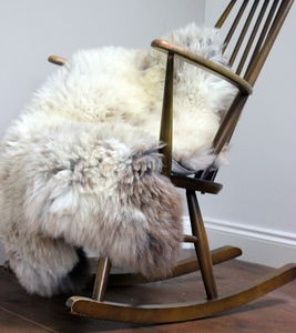Rare Breed Sheepskin Rug - furnishings & fittings