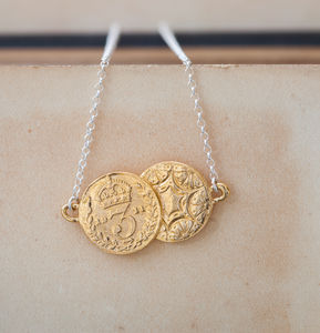 Love Token Necklace - gifts for her
